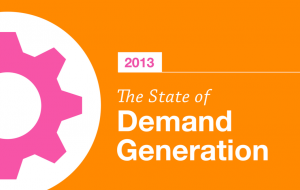 State of Demand Generation 2013